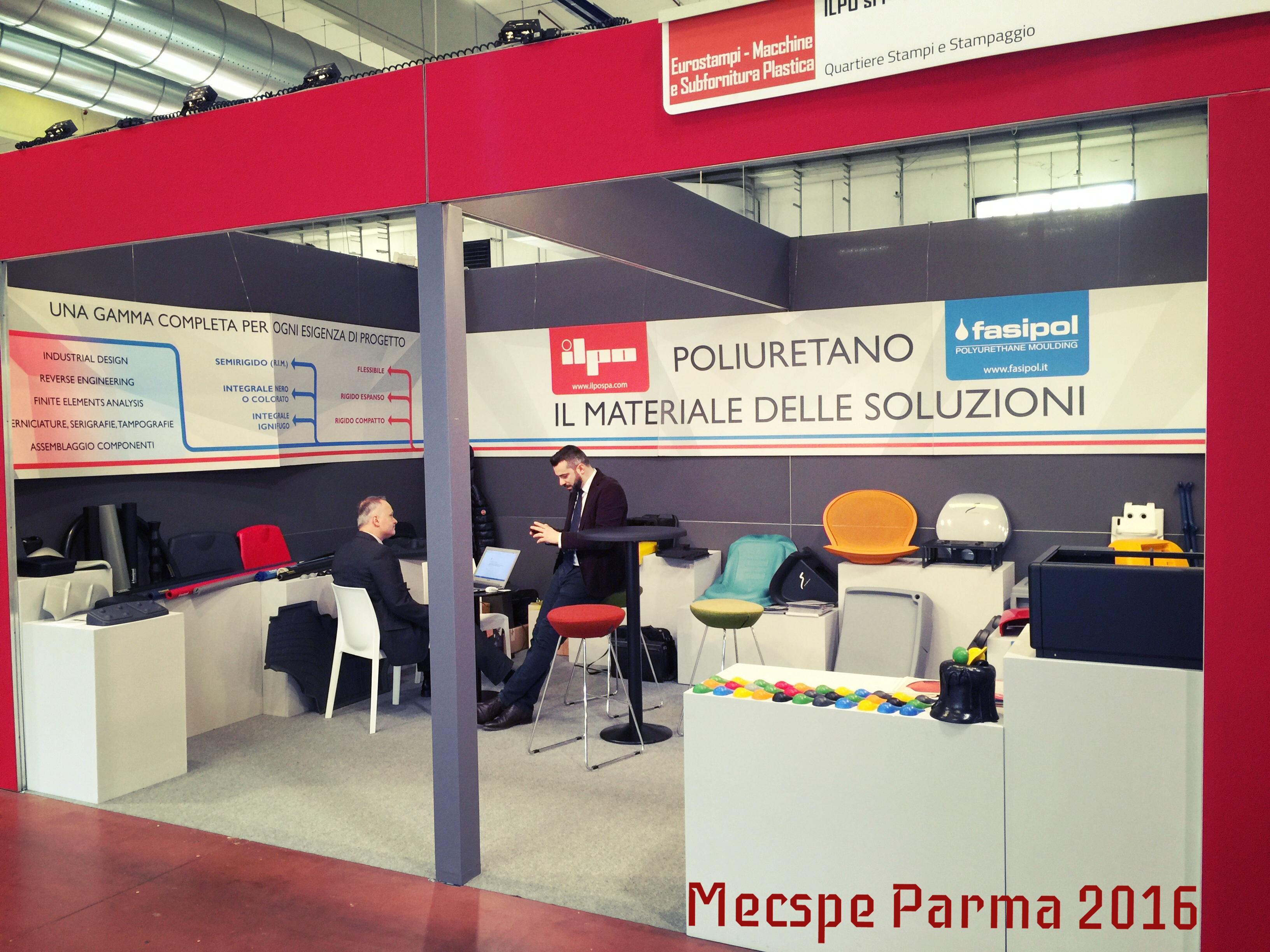 FASIPOL al MECSPE - Padiglione: Pad.6 Stand: C17