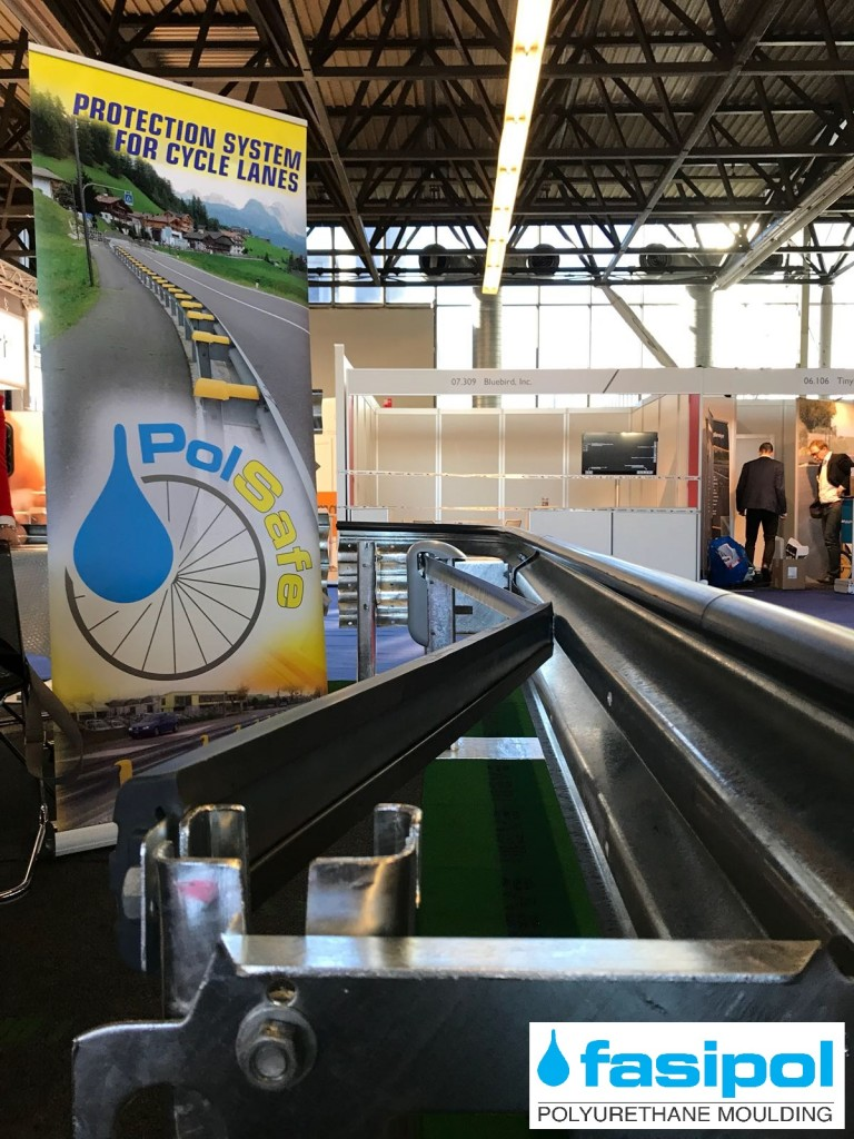 PolSafe® | Intertraffic Amsterdam 2018